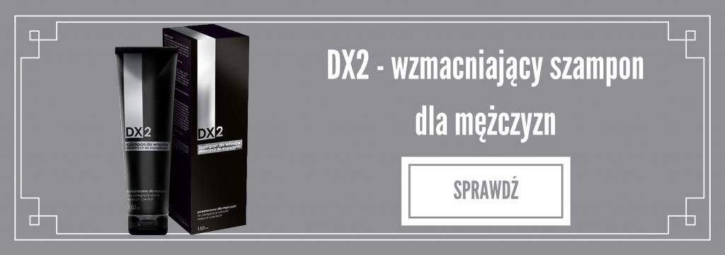 DX2 - szampon wzmacniający włosy dla mężczyzn