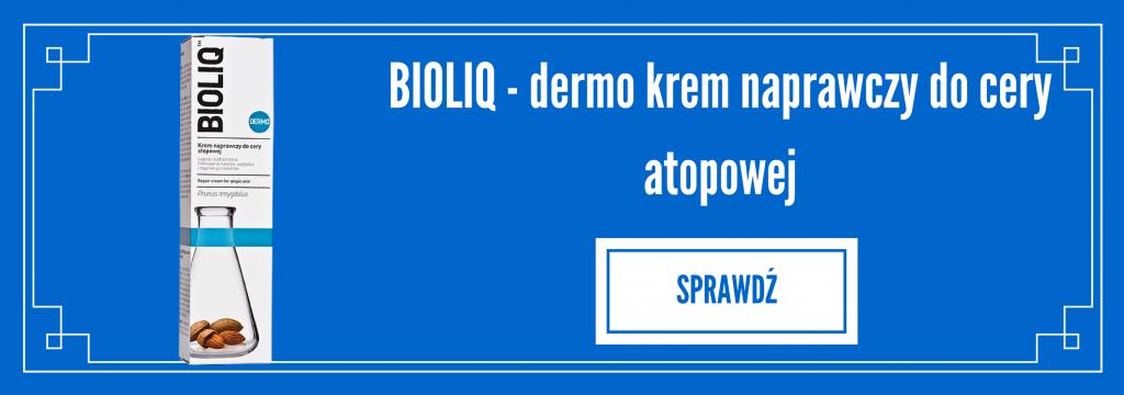 BIOLIQ - dermo krem naprawczy do cery atopowej