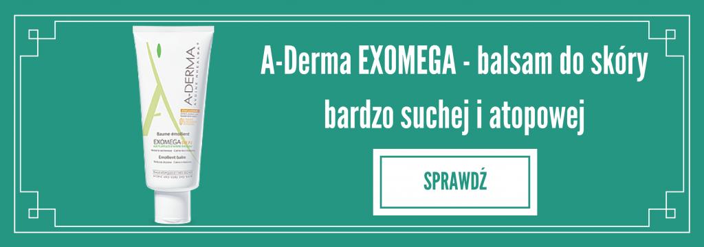 A-Derma balsam do skóry suchej i atopowej