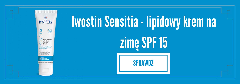 IWOSTIN Sensitia - lipidowy krem do twarzy