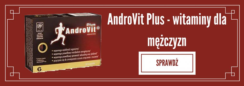 AndroVit - witaminy dla mężczyzn